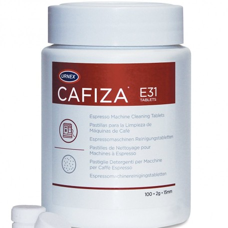 Cafiza tablet (100unid)